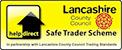 Help Direct: Safe Trader Scheme