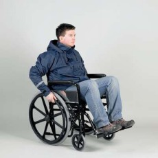 Deluxe Wheelchair Clothing Jacket Standard