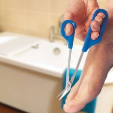 Scissors Easi Grip Chiropodist
